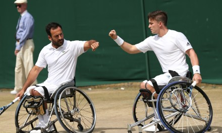 Disability Sportswoman of the Year Whiley among four Brits in Doubles Masters finals