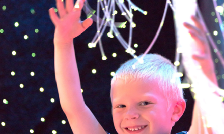 12 Days of Sensory Prizes and Festive Facebook Fun