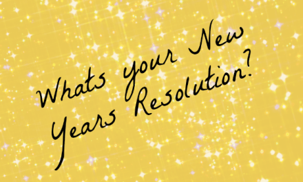 Parent New Year Resolutions