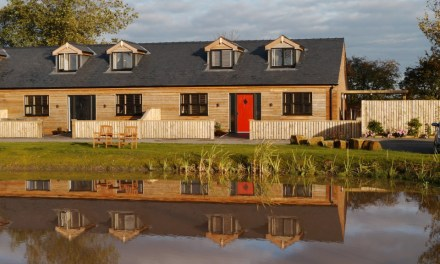 WIN! A week at Brickhouse Farm Holiday Cottages