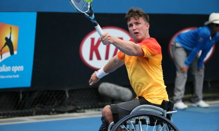 Reid stuns world No.1 Kunieda to make Australian Open semi-finals
