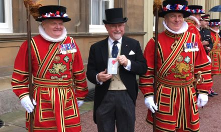 Compassionate Care Worker Honoured With MBE