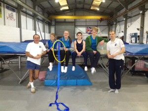 Preston City Trampoline Club
