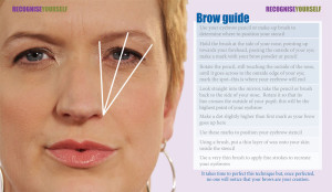 Tips - Brow Guide (Recognise Yourself DP104-5) (1)
