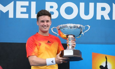 Gordon Reid's First Grand Slam Title