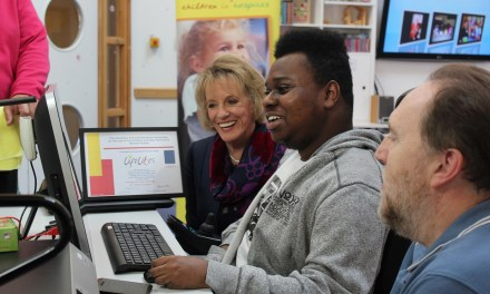 Dame Esther Rantzen helping Lifelites to spread their magic in new charity fundraising video