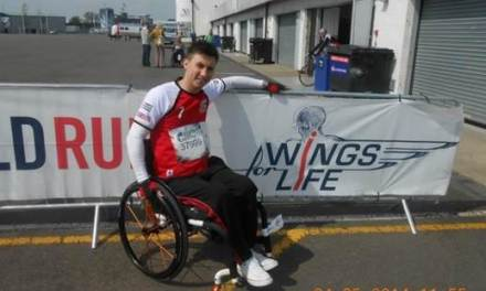 Wings for Life World Run Case Study: How Dean Pitcher Made a Difference