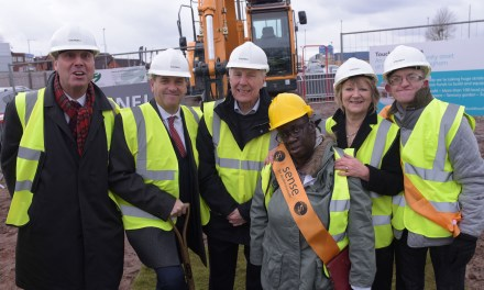 Construction starts on major new centre for disabled people in West Midlands
