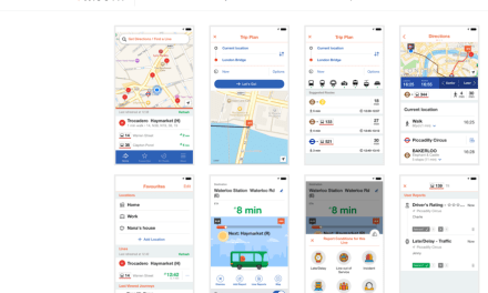 Transport App Moovit Releases Version 4.10 With Accessible Features for Blind Community