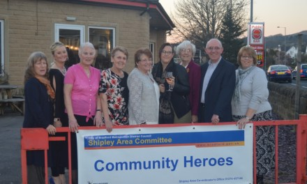 A flood of winners at the Shipley Area Community Heroes Awards
