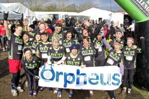 Team Orpheus - The Nuts Challenge