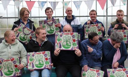 Gardening scheme launches fundraising campaign