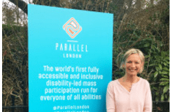 Paralympian Sophia Warner joins Parallel London