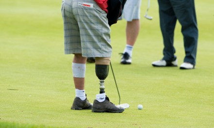 England Golf supports first English Disability Open