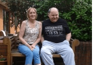 Charity partners make patron's lunch possible for disabled guests