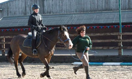 Inclusive Riding Sessions: Engaging mind and body