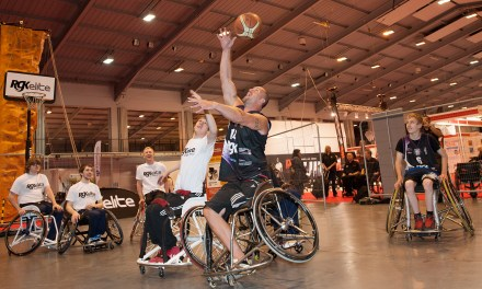Mobility Roadshow adaptive sports zone provides free activity sessions for all with restricted mobility
