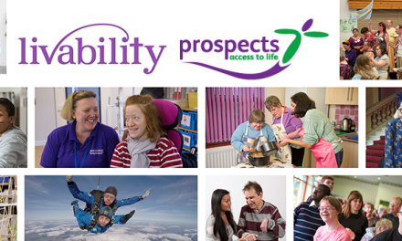 Disability charities join forces: Community-driven responses to the needs of disabled people is major driver for new charity merger