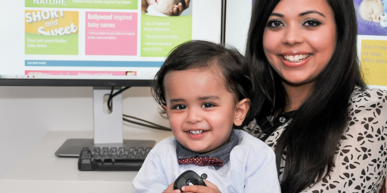 Pregnant mum launches world's first multicultural baby and parenting website