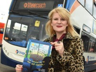 'Challenging Perceptions' Campaign from Stagecoach and Jo Milne