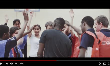 Special Olympics GB's 'Play Unified' film