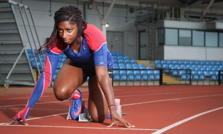 Kadeena Cox battles her way into sporting history