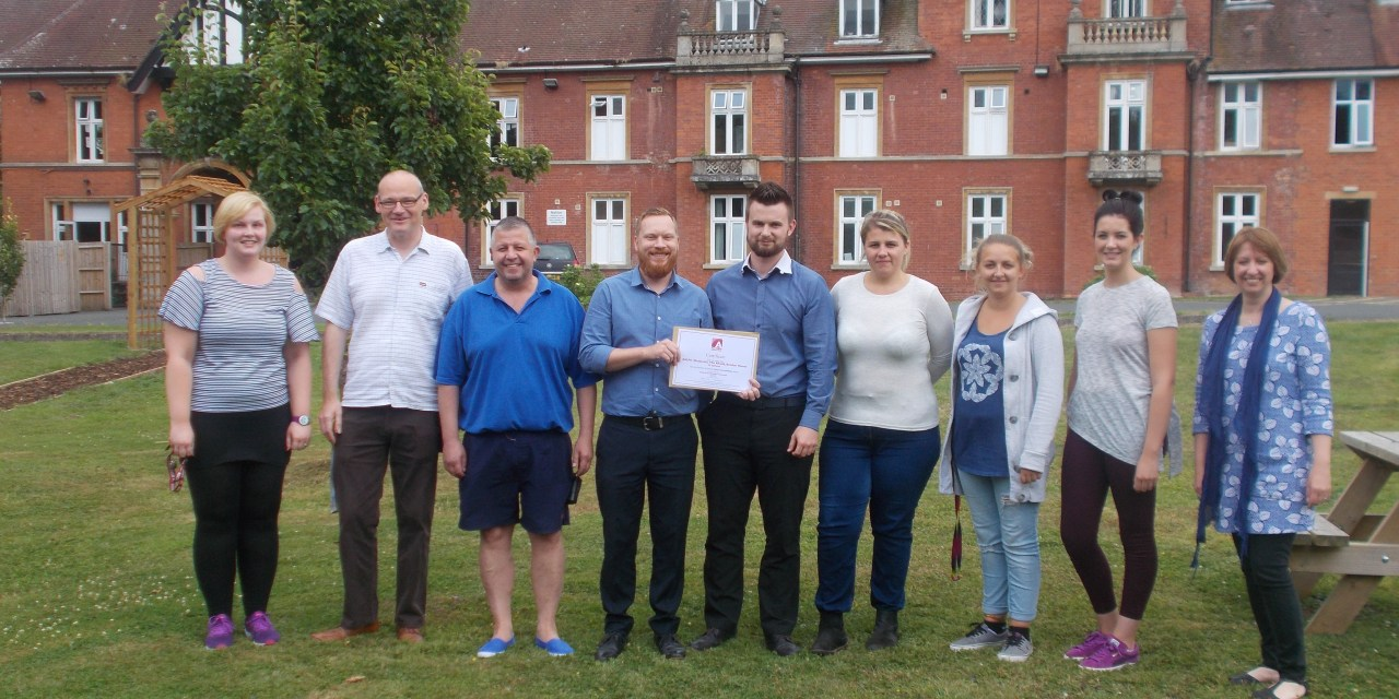 Options Malvern View celebrates national recognition