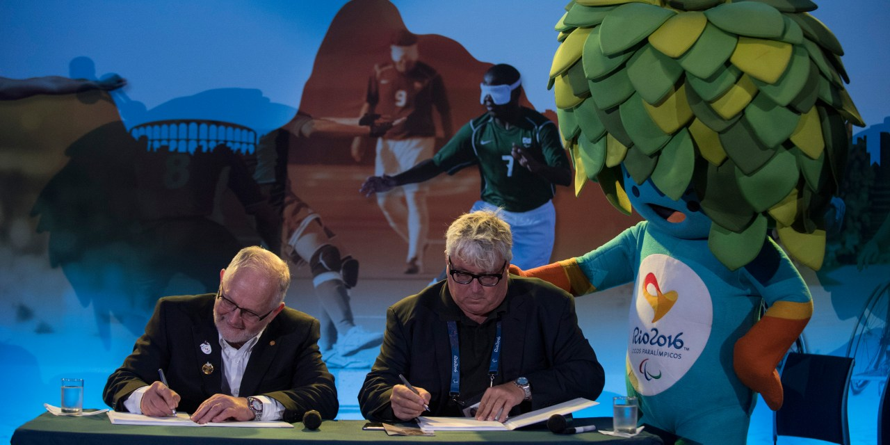 Ottobock extends partnership with IPC until the end of 2020