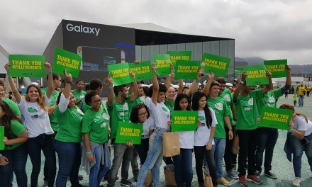 #FilltheSeats – Samsung to join the campaign to support Rio 2016 Paralympics