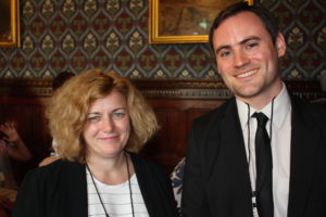prof-mary-reilly-and-tim-at-parliament