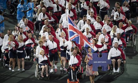 Rio 2016 Paralympics Games officially underway after the Opening Ceremony at Maracana Stadium