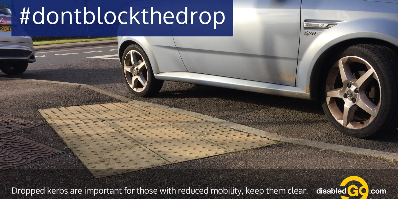 Don't Block The Drop Campaign Highlights Nationwide Problem