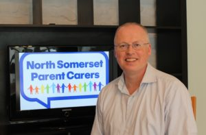 Guy Kingston of North Somerset Parent Carers