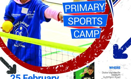 Want to try wheelchair sports? Why not get involved in WheelPower's next PrimarySport Camp