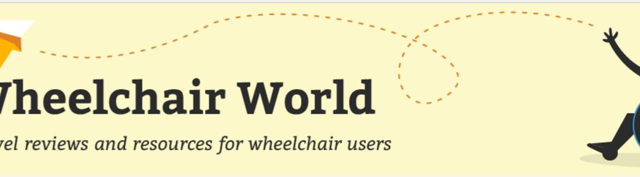 Travel reviews and resources for wheelchair users from Wheelchair World