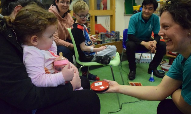 Children's Ward Uses Music To Relax Young Patients