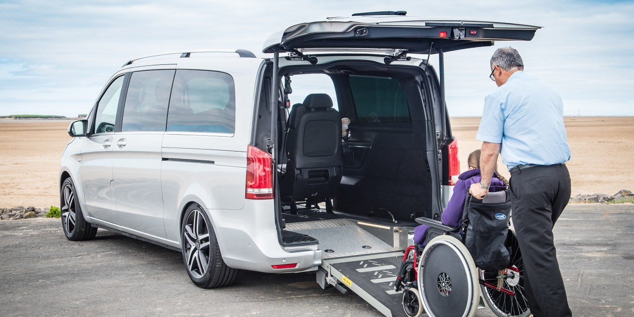 Lewis Reed to launch the all new Mercedes-Benz V-Class Grande
