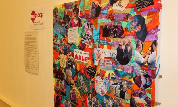 SmART: Artists with a learning disability celebrate exhibition opening at Williamson Art Gallery