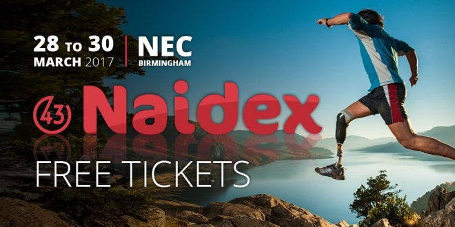 Are you going to Naidex? PosAbility Magazine's must see speakers