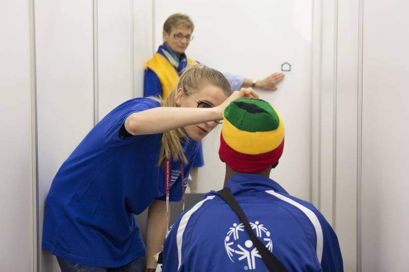 Healthy Athletes: 20 years providing free medical treatment at Special Olympics