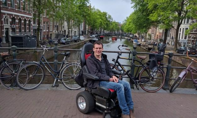 Edinburgh Tenants To Test Ground-Breaking New Wheelchair Design