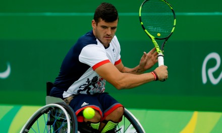 Paralympians Burdekin, McCarroll and Phillipson retire from wheelchair tennis