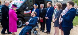 Motability celebrates 40th Anniversary with Her Majesty The Queen