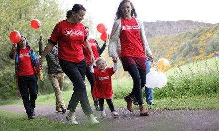 Edinburgh Children's Charity Announces Best Year Ever