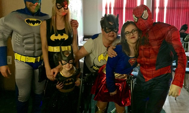 Everyday heroes raise funds for local charity