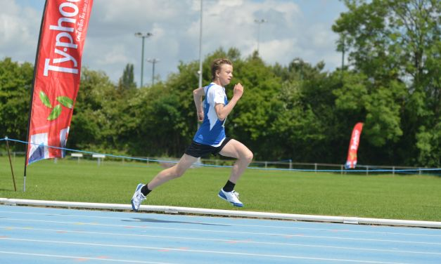 Typhoo and EFDS tea-m up in 2017 to support disabled athletes