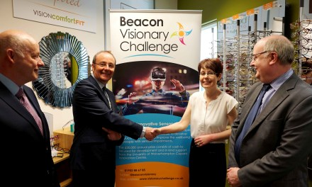 Visionary device scoops £20,000 award