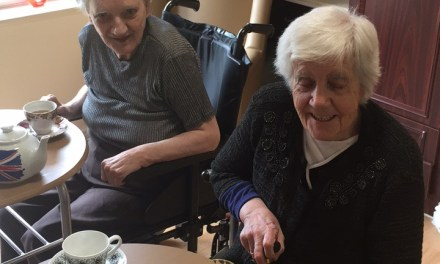 Care Home brews refreshing retro treat