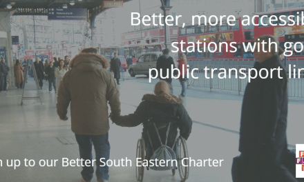 Better station access among demands in new South Eastern Passenger Charter