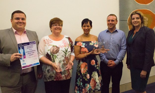 TC Facilities Management and Remploy scoop prestigious national award